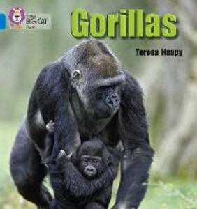 Gorillas: Band 04/Blue - Teresa Heapy - cover