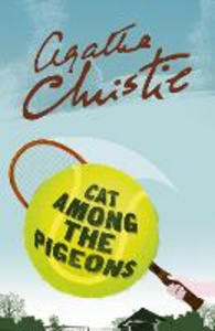 Ebook in inglese Cat Among the Pigeons (Poirot) Christie, Agatha