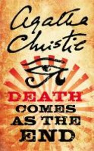 Ebook in inglese Death Comes As the End Christie, Agatha