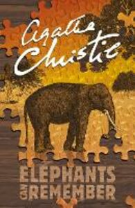 Ebook in inglese Elephants Can Remember (Poirot) Christie, Agatha