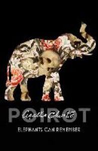 Foto Cover di Elephants Can Remember (Poirot), Ebook inglese di Agatha Christie, edito da HarperCollins Publishers
