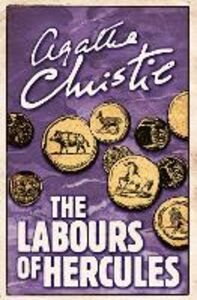 Ebook in inglese Labours of Hercules (Poirot) Christie, Agatha