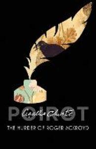 Ebook in inglese Murder of Roger Ackroyd (Poirot) Christie, Agatha