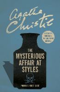 Ebook in inglese Mysterious Affair at Styles (Poirot) Christie, Agatha