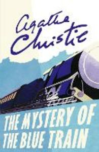 Ebook in inglese Mystery of the Blue Train (Poirot) Christie, Agatha