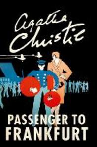 Ebook in inglese Passenger to Frankfurt Christie, Agatha