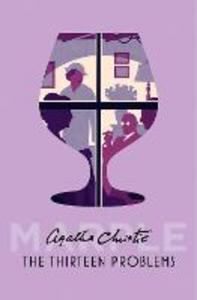 Ebook in inglese Thirteen Problems (Miss Marple) Christie, Agatha
