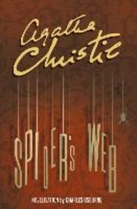 Ebook in inglese Spider's Web Christie, Agatha