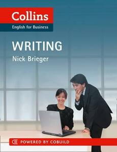 Business Writing: B1-C2 - Nick Brieger - cover