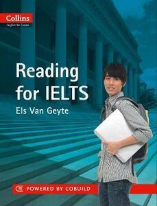 IELTS Reading: IELTS 5-6+ (B1+) - Els Van Geyte - cover
