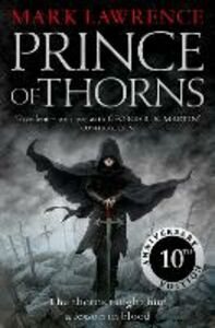 Ebook in inglese Prince of Thorns (The Broken Empire, Book 1) Lawrence, Mark
