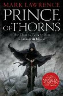 Prince of Thorns - Mark Lawrence - cover