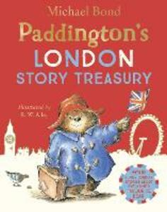 Paddington's London Treasury - Michael Bond - cover