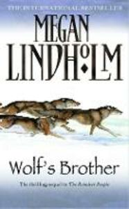 Wolf's Brother - Megan Lindholm - cover
