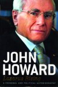 Ebook in inglese Lazarus Rising Howard, John