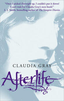 Afterlife - Claudia Gray - cover