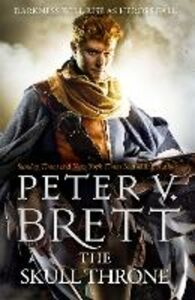 Ebook in inglese Skull Throne (The Demon Cycle, Book 4) Brett, Peter V.