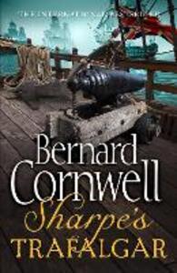 Sharpe's Trafalgar: The Battle of Trafalgar, 21 October 1805 - Bernard Cornwell - cover