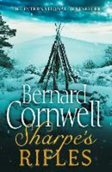Sharpe's Rifles: The French Invasion of Galicia, January 1809 - Bernard Cornwell - cover