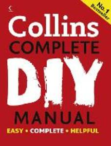 Collins Complete DIY Manual - Albert Jackson,David Day - cover