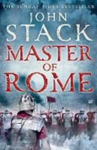 Master of Rome - John Stack - cover