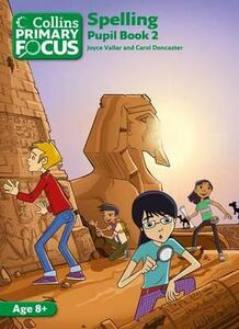 Spelling: Pupil Book 2 - cover