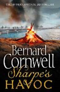 Sharpe's Havoc: The Northern Portugal Campaign, Spring 1809 - Bernard Cornwell - cover