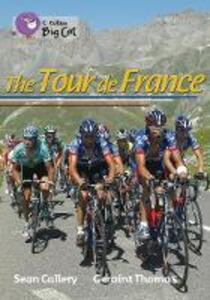 The Tour de France: Band 18/Pearl - Sean Callery - cover