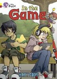 In the Game: Band 03 Yellow/Band 14 Ruby - Katy Coope - cover