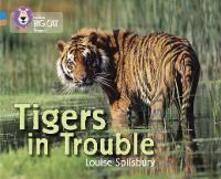 Tigers in Trouble: Band 04 Blue/Band 12 Copper - Louise Spilsbury - cover