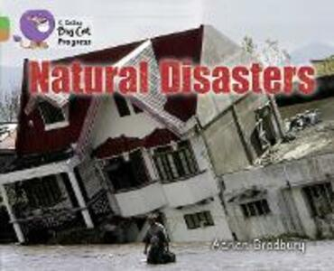 Natural Disasters: Band 05 Green/Band 12 Copper - Adrian Bradbury - cover