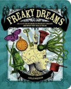 Ebook in inglese Freaky Dreams Nozedar, Adele