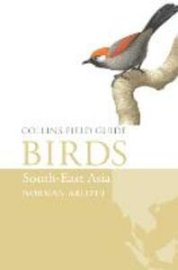 Birds of South-East Asia - Norman Arlott - cover