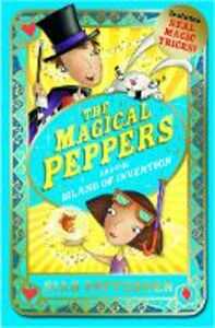 Foto Cover di The Peppers and the Island of Invention, Ebook inglese di Sian Pattenden, edito da HarperCollins Publishers