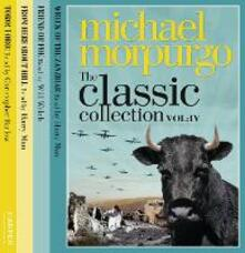 The Classic Collection Volume 4 - Michael Morpurgo - cover
