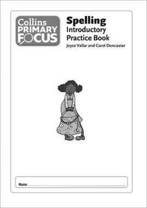 Spelling: Introductory Practice Book - cover