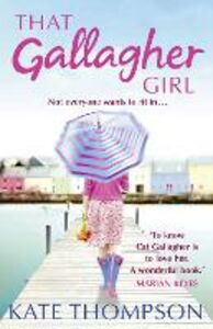Ebook in inglese That Gallagher Girl Thompson, Kate