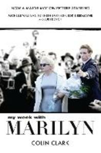 My Week With Marilyn - Colin Clark - cover
