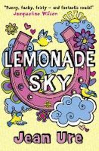 Lemonade Sky - Jean Ure - cover