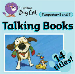 Talking Books: Band 02b/Red B - cover