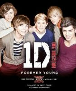 Ebook in inglese One Direction: Forever Young: Our Official X Factor Story One Directio, ne Direction
