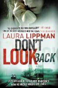 Ebook in inglese Don't Look Back Lippman, Laura
