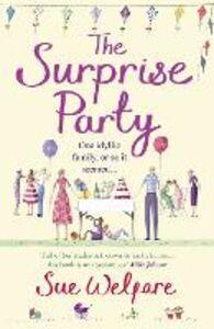 Foto Cover di Surprise Party, Ebook inglese di Sue Welfare, edito da HarperCollins Publishers