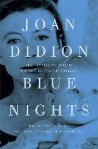 Ebook in inglese Blue Nights Didion, Joan
