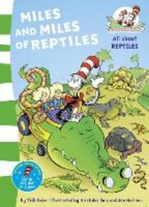Miles and Miles of Reptiles - Tish Rabe - cover