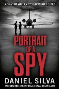 Ebook in inglese Portrait of a Spy Silva, Daniel