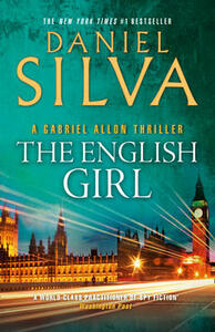 The English Girl - Daniel Silva - cover