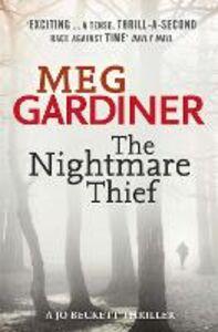 Ebook in inglese Nightmare Thief Gardiner, Meg