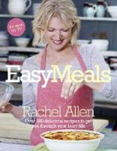Ebook in inglese Easy Meals Allen, Rachel