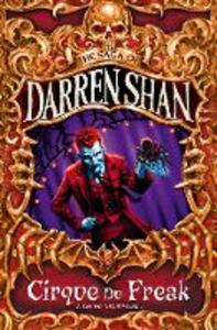 Ebook in inglese Cirque Du Freak (The Saga of Darren Shan, Book 1) Shan, Darren